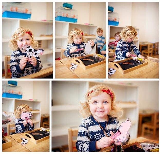 what is montessori nursery