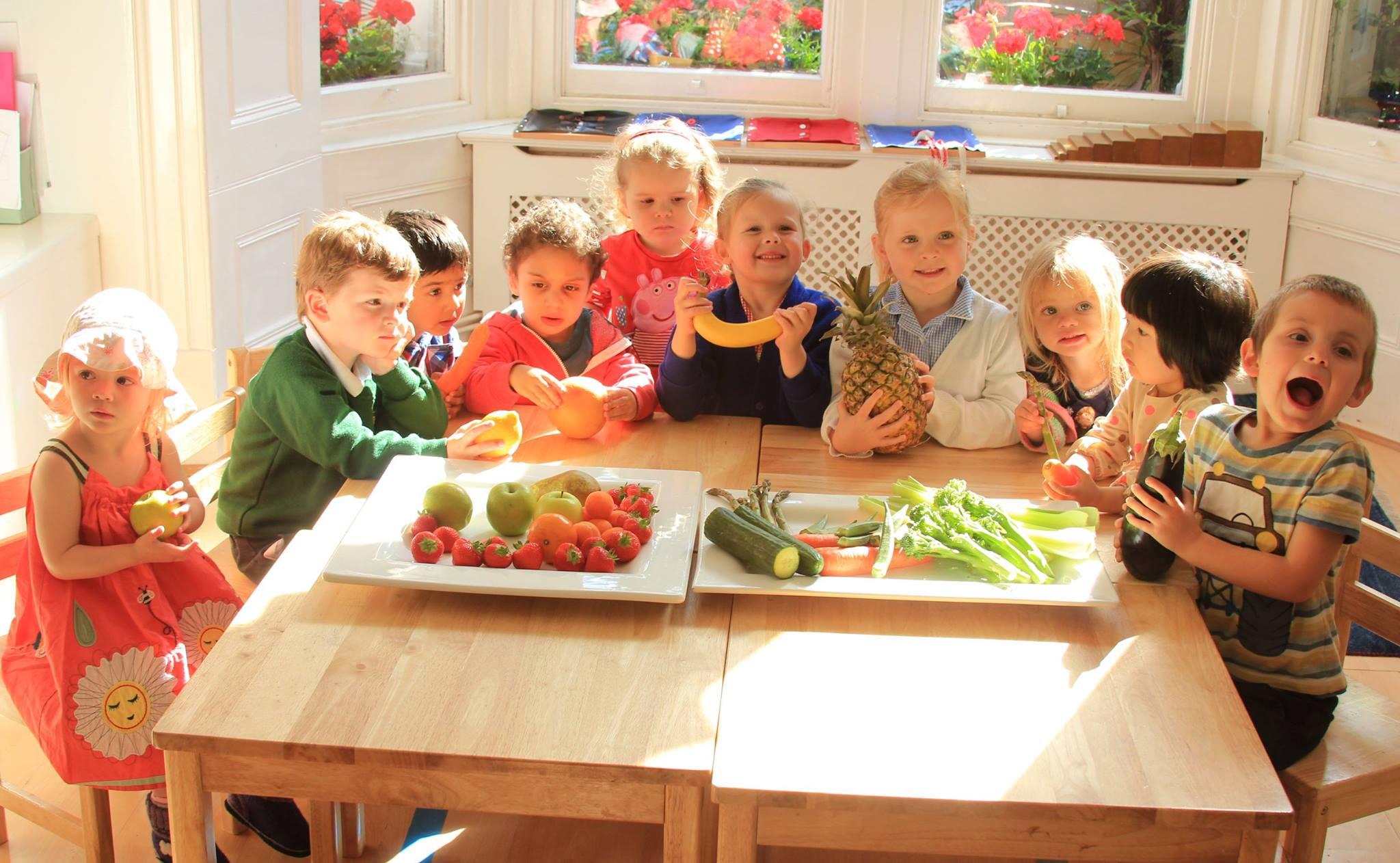 Healthy Eating Week The Childrens Room