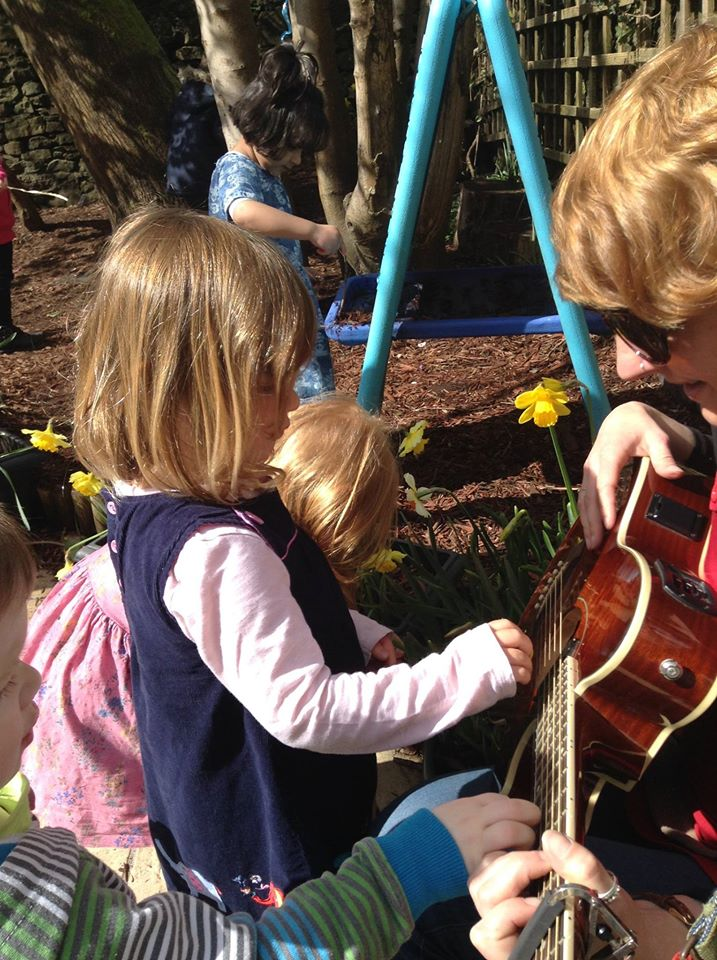 Outdoor Music Lessons